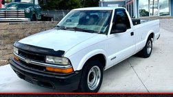 1998 Chevrolet S-10 Reg. Cab Short Bed 2WD