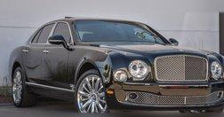 2016 Bentley Mulsanne Base