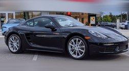 2019 Porsche 718 Cayman Base