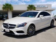 2017 Mercedes-Benz CLS-Class CLS 550