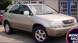 2003 Lexus RX 300 Base