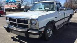 1992 Dodge RAM 250 Base