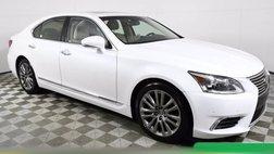2015 Lexus LS 460 LS 460