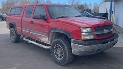 2003 Chevrolet Silverado 2500 LS