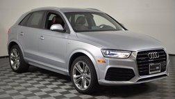 2018 Audi Q3 Premium Sport Utility 4D