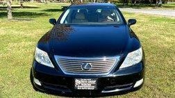 2008 Lexus LS 460 Base