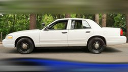 2011 Ford Crown Victoria Police Interceptor