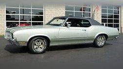 1972 Oldsmobile Cutlass Supreme 76k Original Miles