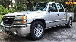 2006 GMC Sierra 1500 SL2
