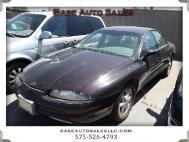 1996 Oldsmobile Aurora Base