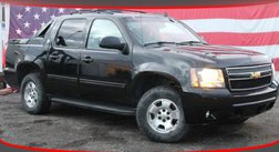 2013 Chevrolet Avalanche LS Black Diamond