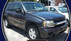 2003 Chevrolet TrailBlazer 4dr 4WD LS