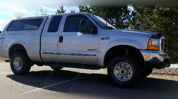 2000 Ford F-250 Lariat SuperCab Long Bed 4WD