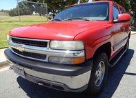 2001 Chevrolet Tahoe LT