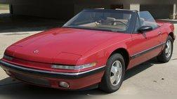 1990 Buick Reatta Base