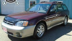 2001 Subaru Outback Base