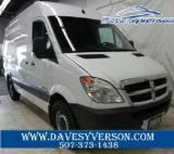 2007 Dodge Sprinter 2500 144 WB