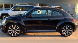 2013 Volkswagen Beetle 2.0T Turbo w/Sun/Snd/Nav