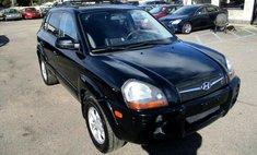 2009 Hyundai Tucson SE