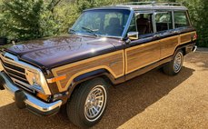 1989 Jeep Grand Wagoneer Base