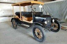 1919 Ford 1919 FORD MODEL T DEPOT HACK
