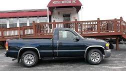 2005 GMC Sierra 1500 W/T