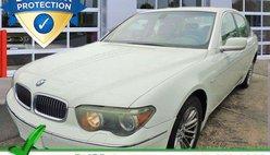 2004 BMW 7 Series 745Li
