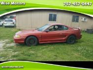1998 Ford Mustang Base