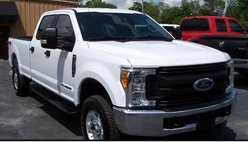 2017 Ford F-250 XL Crew Cab Long Bed 4WD