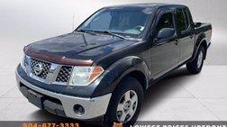 2008 Nissan Frontier SE