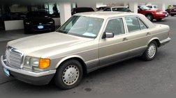 1989 Mercedes-Benz 300-Class 300 SE