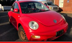 2000 Volkswagen New Beetle GLS TDi