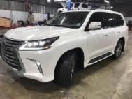 2018 Lexus LX 570 Two-Row