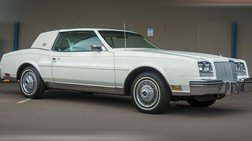 1980 Buick Riviera Low Miles | 350 V8 engine | Well Kept