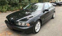 2001 BMW 5 Series 540i