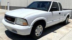 2003 GMC Sonoma SL Ext. Cab 2WD