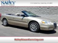 2004 Chrysler Sebring Limited
