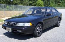 1992 Nissan Maxima GXE
