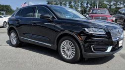 2019 Lincoln Nautilus Base