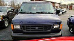 2005 Ford E-Series Wagon E-350 XL Super Duty