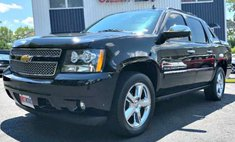 2013 Chevrolet Avalanche LTZ Black Diamond