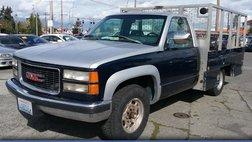1993 Chevrolet C/K 2500 Reg. Cab 8-ft. Bed 2WD