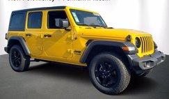 2021 Jeep Wrangler Unlimited Sport Altitude