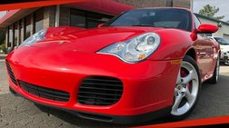 2004 Porsche 911 Carrera 4S AWD 2dr Coupe