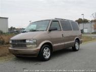 2005 Chevrolet Astro AWD Passenger Mini Van Vortec