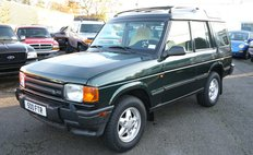 1996 Land Rover Discovery SD