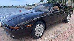 1989 Toyota Supra Base