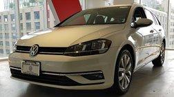 2018 Volkswagen Golf SportWagen TSI SEL