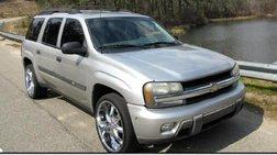 2004 Chevrolet TrailBlazer EXT EXT LS 4WD
