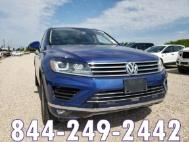 2016 Volkswagen Touareg VR6 Executive